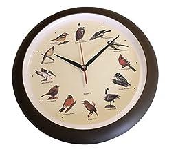 Genuine Animal Bird Chirp Singing Song Sound Wall Clock