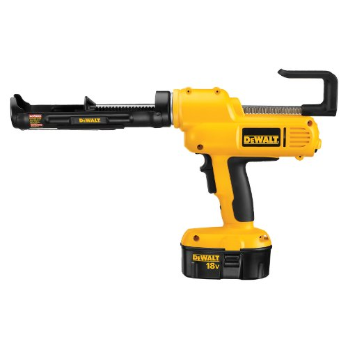 DEWALT DC545K 18-Volt 310-ml Adhesive and Caulk Gun
