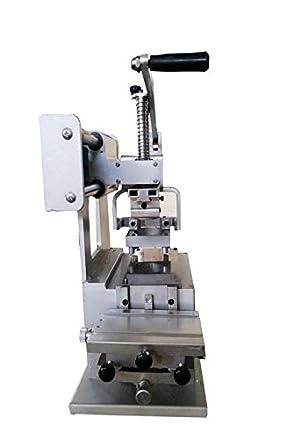 Pad Printing Press Printer Machine Pen Ball Label PVC Mug