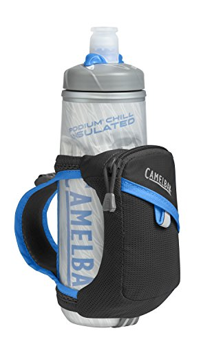 CamelBak Quick Grip Chill 21 oz Backpack Black One Size (Running Water Bottle compare prices)