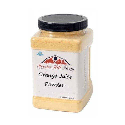 Nutrition In Orange Juice
