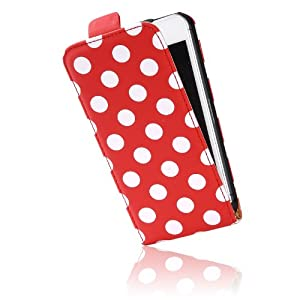 iphone 5 flip case leder amazon