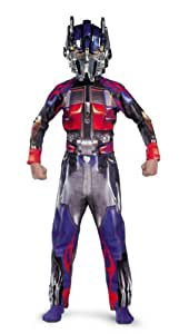 Transformers Optimus Prime Child Costume