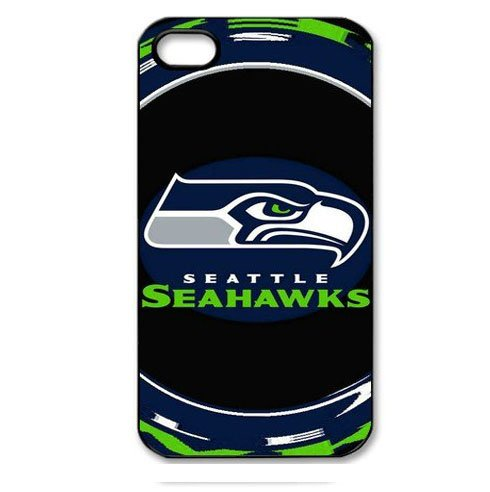 iPhone accessories iPhone4/4s Case NFL Seattle Seahawks logo at Amazon.com