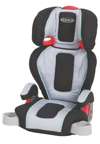 Graco High Back Turbobooster Car Seat, Wander front-986407
