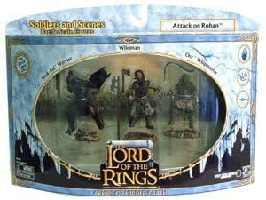 The Lord Of The Rings The Lord of the Rings Armies of Middle Earth Attack on Rohan