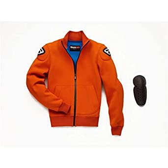 Veste blauer easy man orange m - Blauer BLV207M