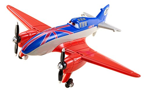 Disney Planes Bulldog Diecast Aircraft - 1