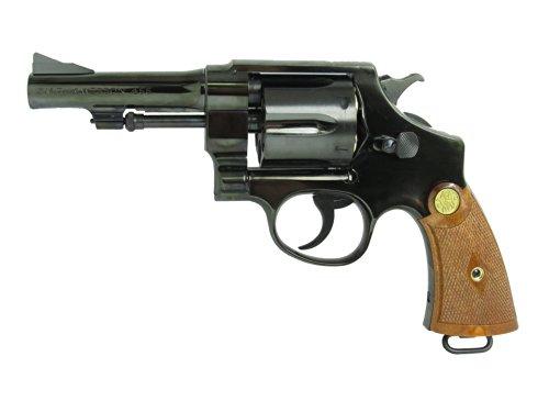 S&W M1917 .455HE2 4インチカスタム スチールフィニィッシュ (18歳以上ガスリボルバー)