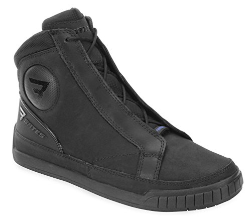 Bates Taser Performance Men's Motorcycle Boots (Black, Size 9.5) 0