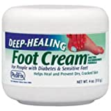 Deep Healing Foot Cream 4 oz. Jar