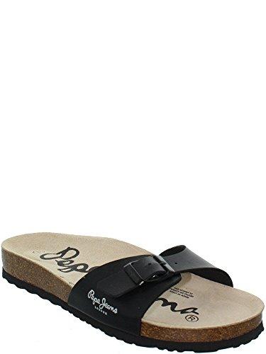 Pepe Jeans ,  Sabot/sandali Donna, nero (nero), 40