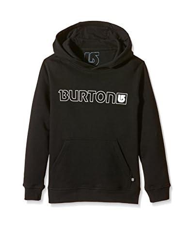 Burton Sudadera con Capucha Logo Horz Po