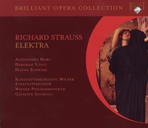 Elektra - Strauss - CD