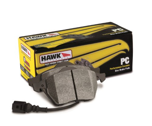 Hawk HB283Y.650 LTS High Performance Truck//SUV Brake Pads Front Set