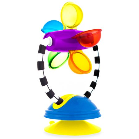 Sassy Spin & Spill Bath Toy