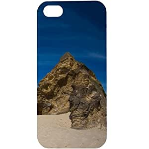 Casotec Sky Stones Design Hard Back Case Cover for Apple iPhone 5 / 5S