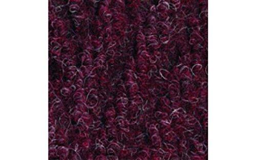 buyMATS Inc. 3' x 6' Chevron Rib Mat Burgundy 01-435-1102-30000600