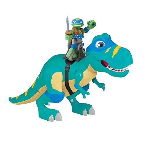 Teenage-Mutant-Ninja-Turtles-Pre-Cool-Half-Shell-Heroes-T-Rex-Vehicle-Figure