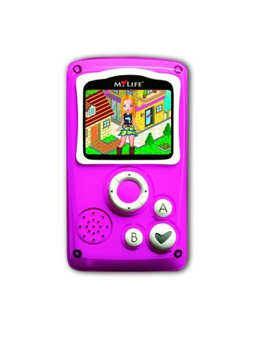 Playmates My Life Handheld Portable Console by Playmates (My Life Portable Console compare prices)