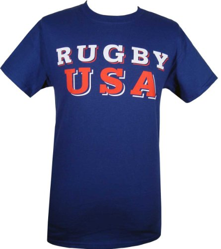 Rugby USA T-shirt - M