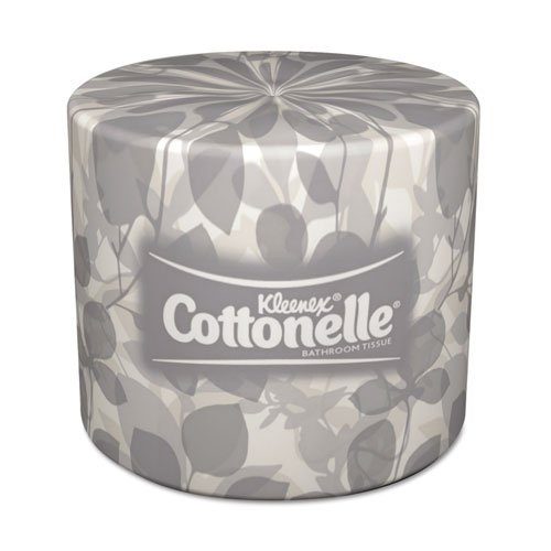 Kimberly-Clark Products - Toilet Tissue Kleenex® Cottonelle® Standard Roll White 4 X 4.5 Inch 451 Sheets. 2Ply 60/Ct Mfr# 17713 front-1014458