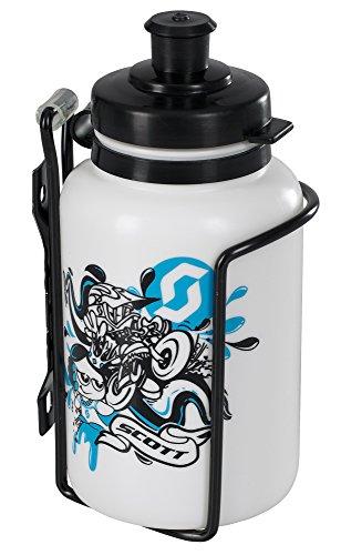 scott-219671-botella-de-agua-infantil-para-bicicletas-con-portabidon-color-negro-negro-negro