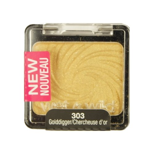 ウェットアンドワイルド Color Icon Shimmer Single Eyeshadow Golddigger