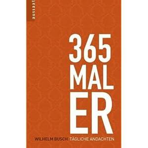 eBook Cover für  365 x ER T gliche Andachten