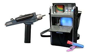 Diamond Select Toys Star Trek Phaser and Geological Tricorder (Amazon Exclusive)