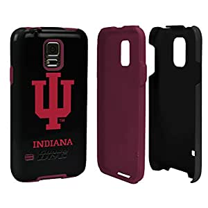 Indiana Hoosiers - Hybrid Case for Samsung Galaxy S5 - Black
