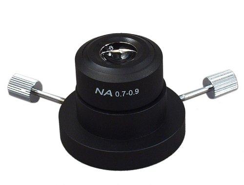 Omax Extra Bright Oil Darkfield Compound Microscope Condenser Na1.36-1.25