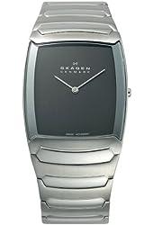 Skagen Men's 584LSXM Swiss Steel Bracelet Watch