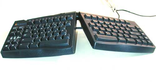 Goldtouch Keyboard USB and PS/2 Black