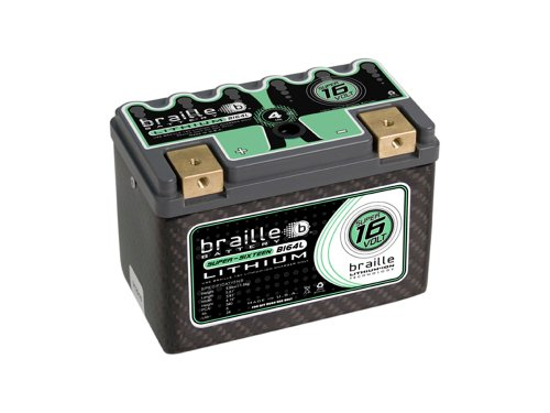 Braille Battery B164L 16 Volt Lithium Carbon Battery