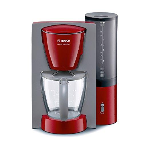Bosch TKA6034 cafetière gris/rouge