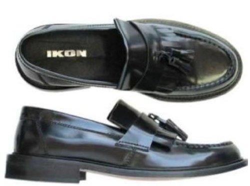 Ikon Selecta Loafer black size 6