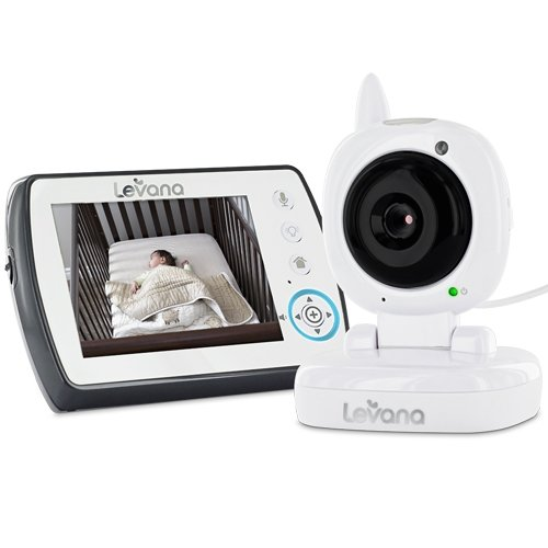 ayden 3 5 digital video baby monitor. Black Bedroom Furniture Sets. Home Design Ideas
