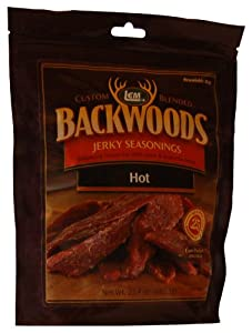 Backwoods Hot Seasoning with Cure Packet by LEM