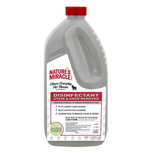 Nature S Miracle Disinfectant Stain And Odor Remover
