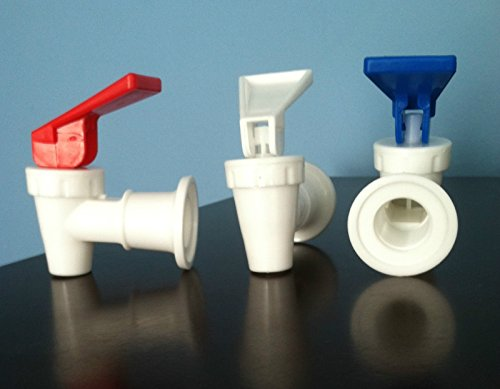 Water Cooler Faucet/valve Tomlinson Handle Combo Pack Hq