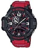 G-Shock GA1000-4B Aviation Series Designer Watch - Red/Black / One Size