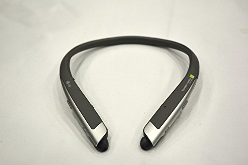 LG TONE PLATINUMTM HBS-1100 Stereo Headset with Retail Packaging (Black)