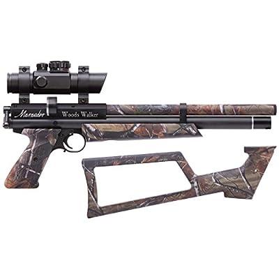 Benjamin Marauder Woods Walker PCP .22-Caliber Pellet Pistol, Realtree AP Camouflage