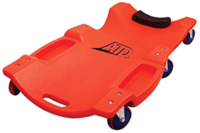 ATD 81060 Tools Blow Molded Creeper, X-Large