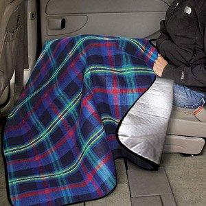 Cotton Picnic Blanket front-1072686