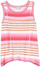 Splendid Little Girls39 Ombre Print Stripe Top ToddlerKid