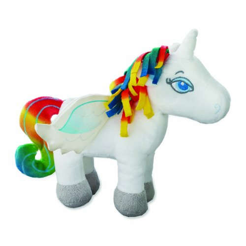 Nat and Jules Plush Toy, Rainbow Pegasus Fairy Prisma