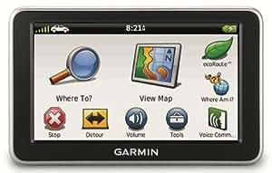 "Garmin nüvi 2460LT GPS Europe (44 pays) Taille d'écran 5"""