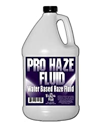 Froggys Fog Pro Haze Juice Fluid - Water Based - Gallon from Froggys Fog